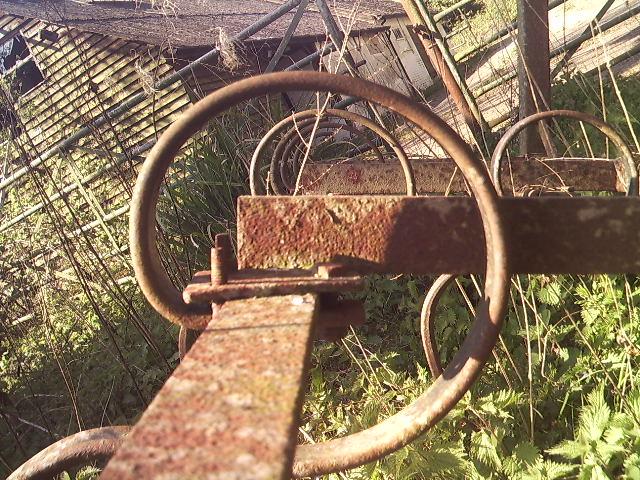 Rusty Farm objects CCBY @mdvfunes