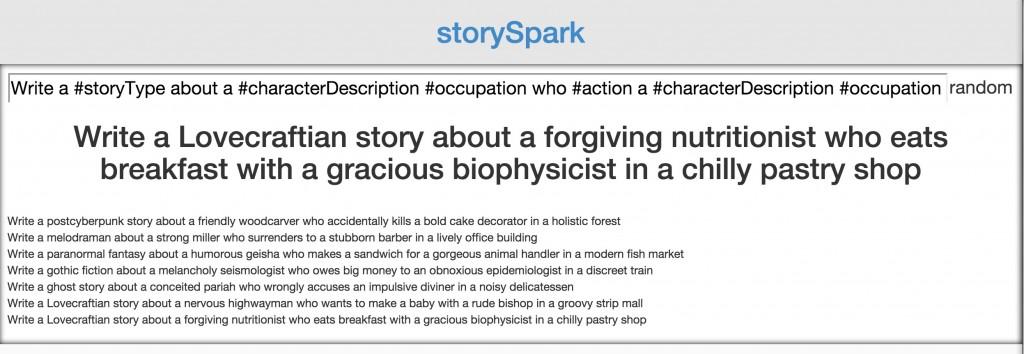 storysparking