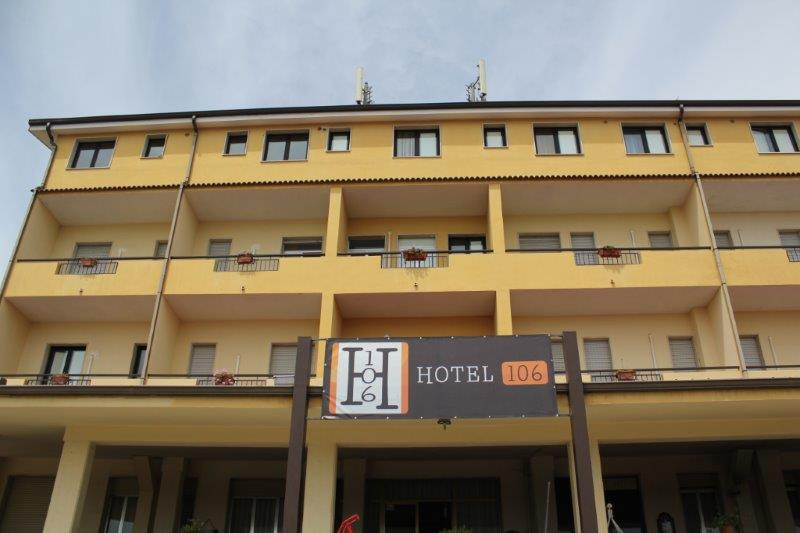 Hotel 106 Exists! And it's in Italy. Paging agent Groom to investigate,