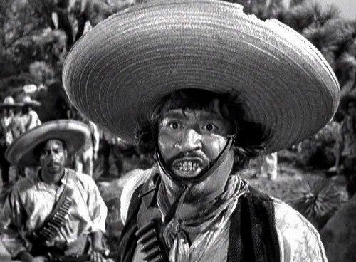 Stinking Badges Man in Sombrero