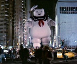 marshmallow man from Ghostbusters