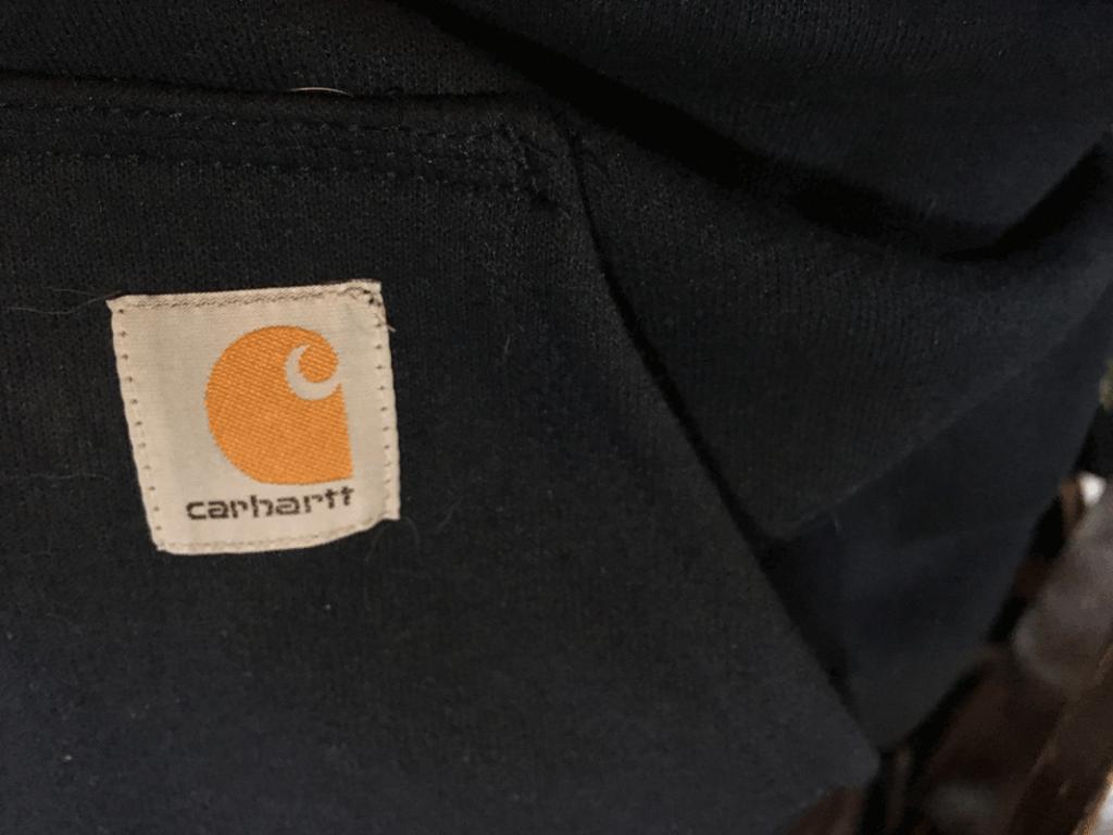Carhartt label